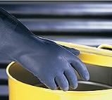 耐酸碱氯丁橡胶手套