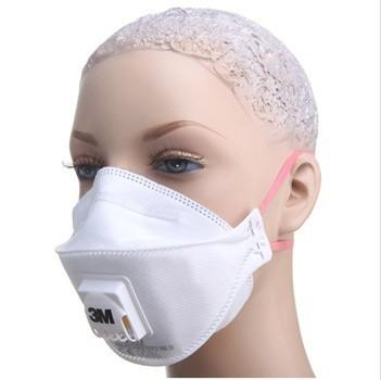 3M 9332 FFP3 颗粒物防护口罩 防毒 防尘 1只装